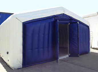 Portable Cold Storage Structure